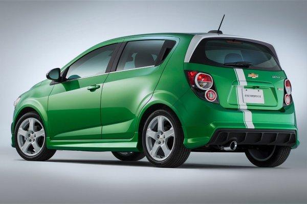 Chevrolet Sonic Performance