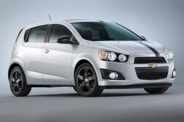 Chevrolet Sonic Accessories