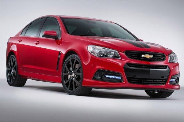 Chevrolet SS Sport