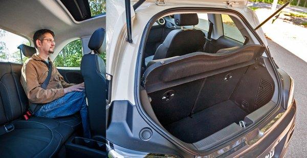Багажник Opel Adam Rocks - 170 л