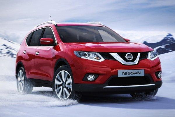 Цена Nissan X-Trail 2015