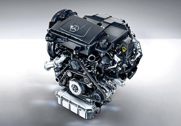 Технические характеристики Mercedes V-class 2015