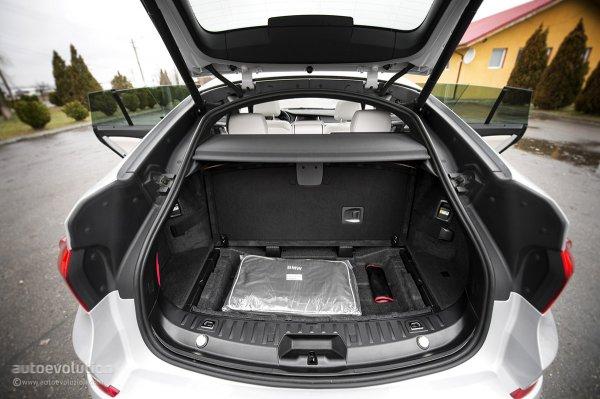 Багажник BMW 5 Gran Turismo 2015 500-1750 л