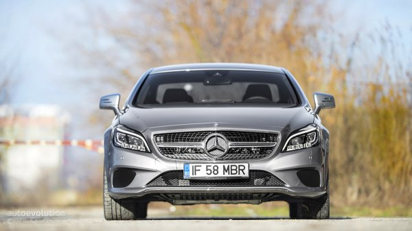 Mercedes-Benz CLS 250 BlueTEC 4MATIC 2015