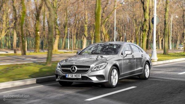 Технические характеристики Mercedes-Benz CLS-Class 2015
