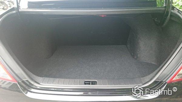 Багажник Nissan (Versa) Almera 2015