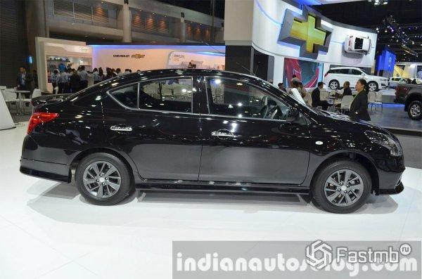 Nissan Almera VL Sportech 2015