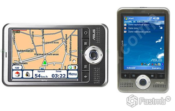GPS навигатор Asus A696