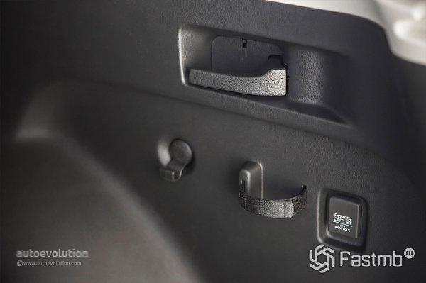 Багажник Honda CR-V 2015