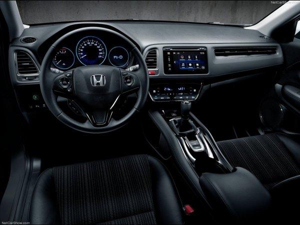 Салон Honda HR-V 2015-2016