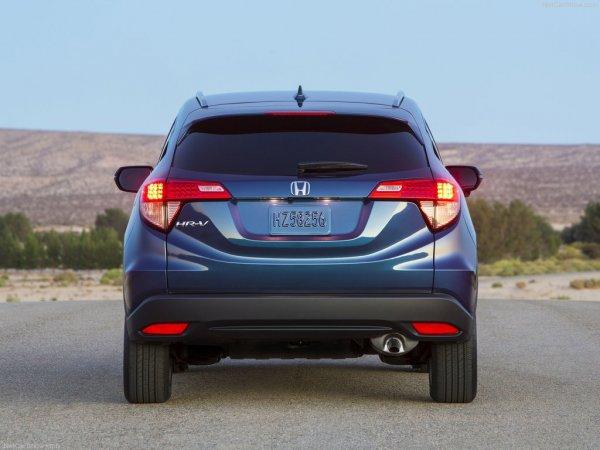 Цена Honda HR-V 2015-2016