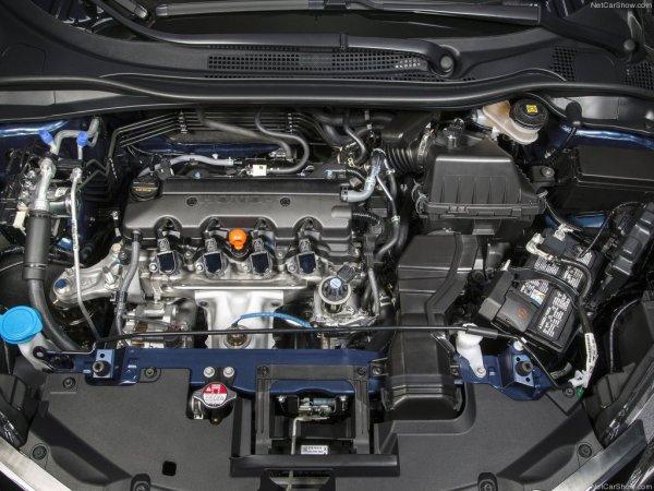 Технические характеристики Honda HR-V 2015-2016