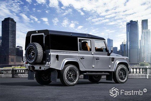 Startech «прокачал» Land Rover Defender