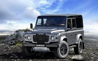 Startech «прокачал» Land Rover Defender