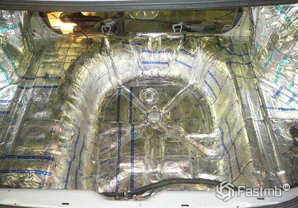 Туалета рулонная гидроизоляция