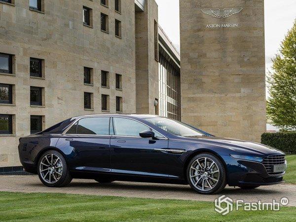 Aston Martin Lagonda Taraf за миллион долларов