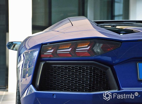 Lamborghini выпустит новый Hybrid