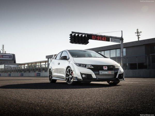 Civic Type R 2015