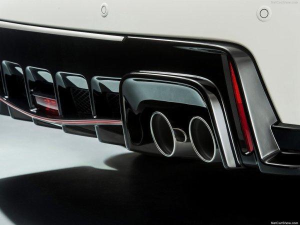 Выхлопная система Civic Type R 2015