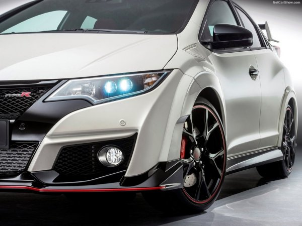 Фары головного освещения Honda Civic Type R