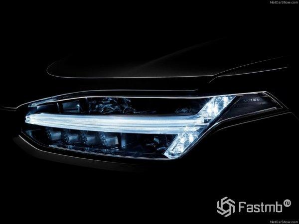 Оптика Volvo XC90 2015
