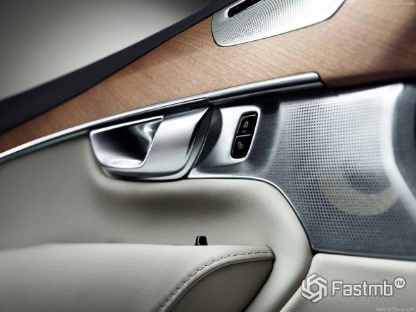 Дверные ручки Volvo XC90 2015