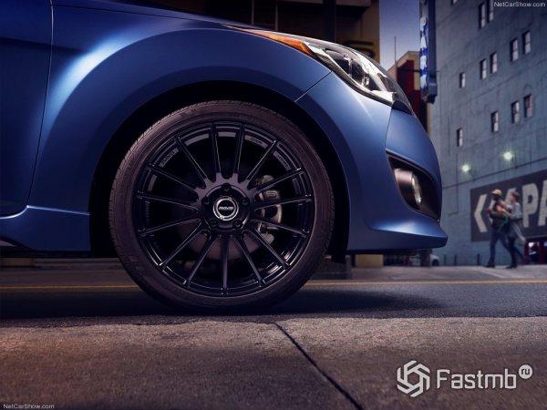 Hyundai Veloster Turbo 2015