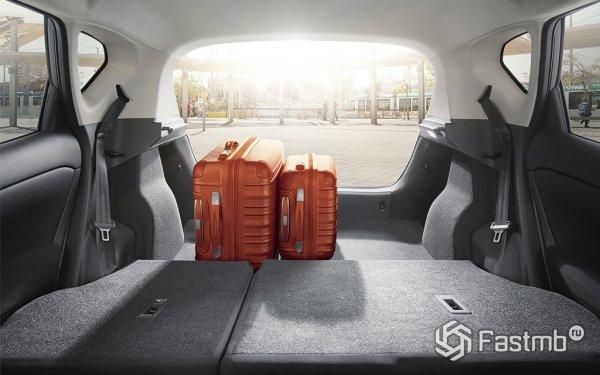 nissan tiida центральный багажник