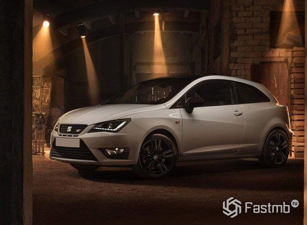Новый SEAT Ibiza Cupra