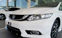Новый Honda Civic Sedan 2015