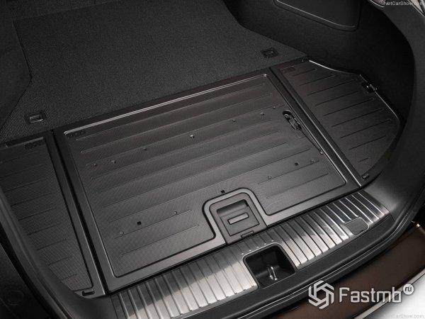 Хонда Кросстур 2015 люк в багажнике