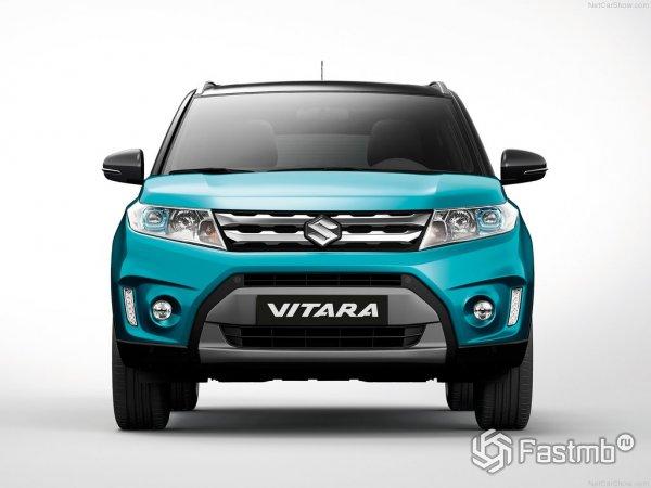 Передняя часть Suzuki Vitara