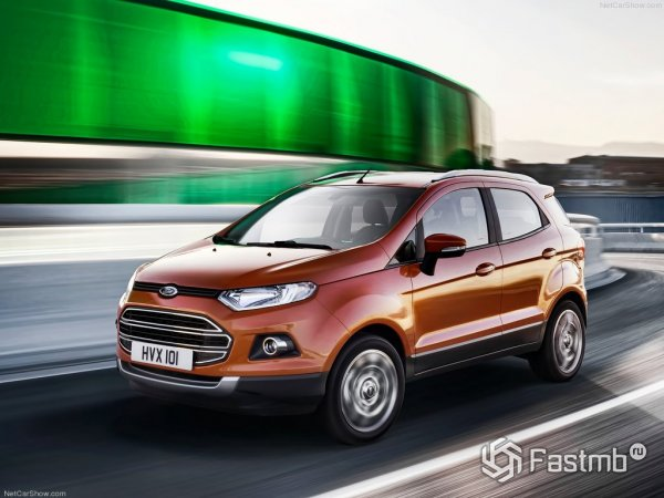 Ford Ecospot 2015