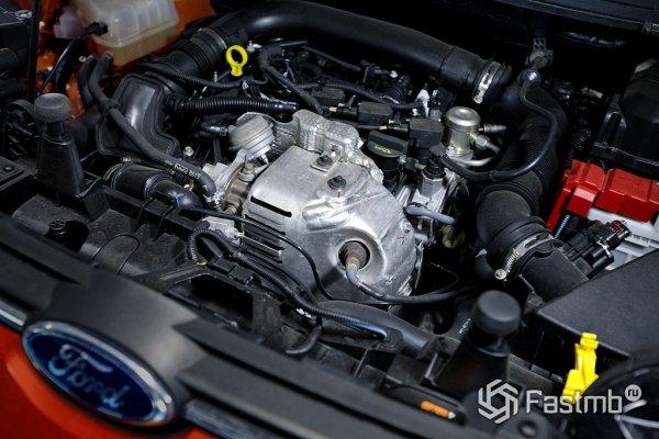 Двигатель Ford EcoSport 2 -  1,6 122 л.с