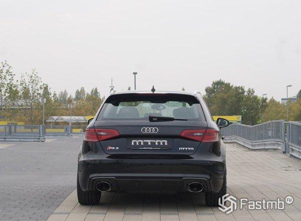 Audi RS3 MTM, вид сзади