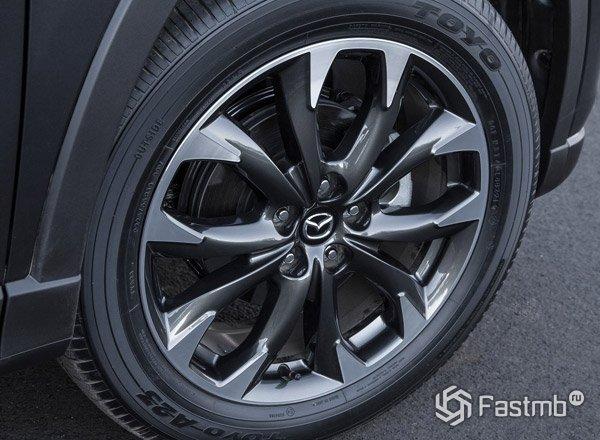 Mazda CX-5, колесо