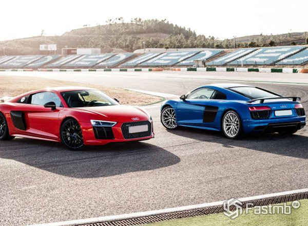 2017 Audi R8 объявлена цена