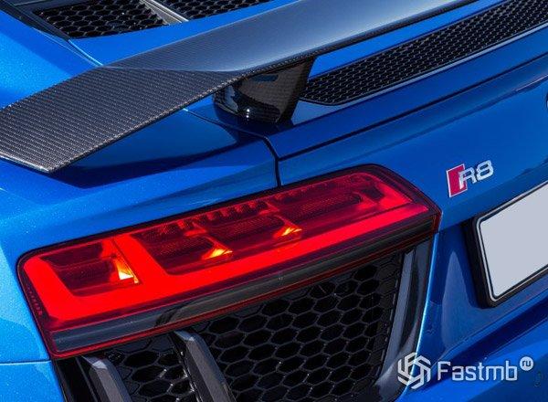 Задние стопы sport car