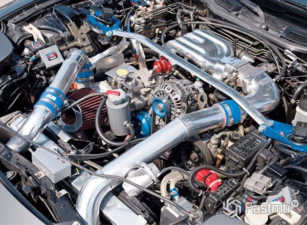 Варианты тюнинга двигателя