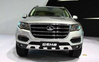 Haval H8 - кроссовер от Great Wall
