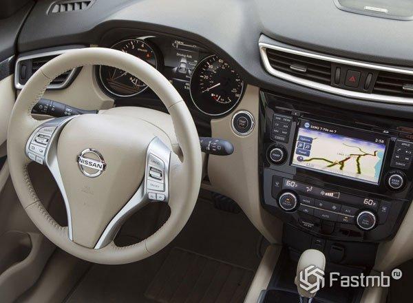 Панель приборов Nissan Rogue 2016