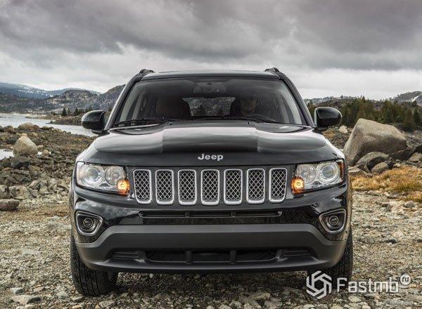 Новый 2016 Jeep Compass