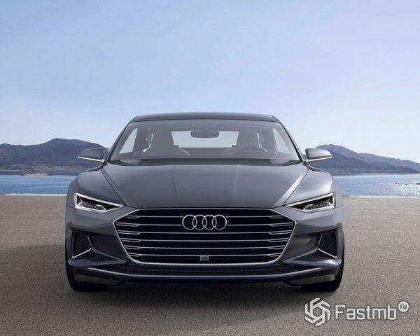 Новый концепт Audi A9
