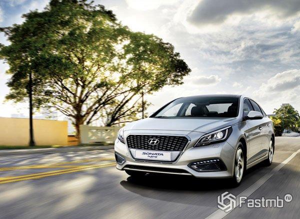 Стоимость Hyundai Sonata Hybrid
