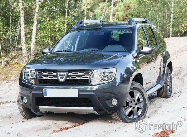 Новый Dacia Duster