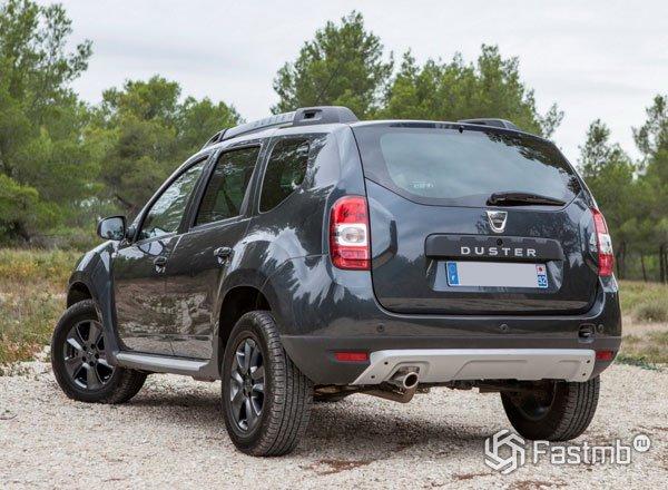 Кроссовер Dacia Duster