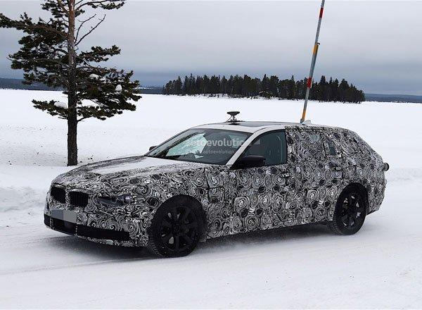 Новый BMW пятой серии