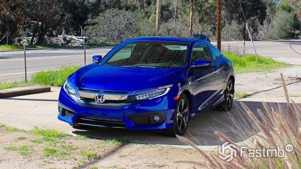 Стали известны цены на новый Honda Civic Coupe