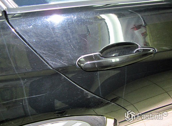 Как отполировать машину в домашних условиях без машинки 660