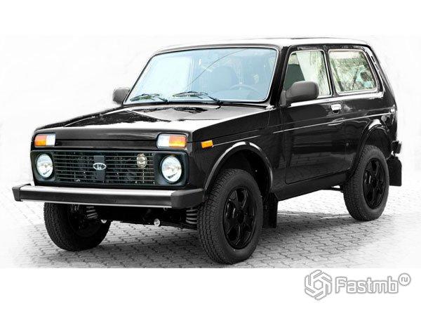Lada 4x4 Black Edition